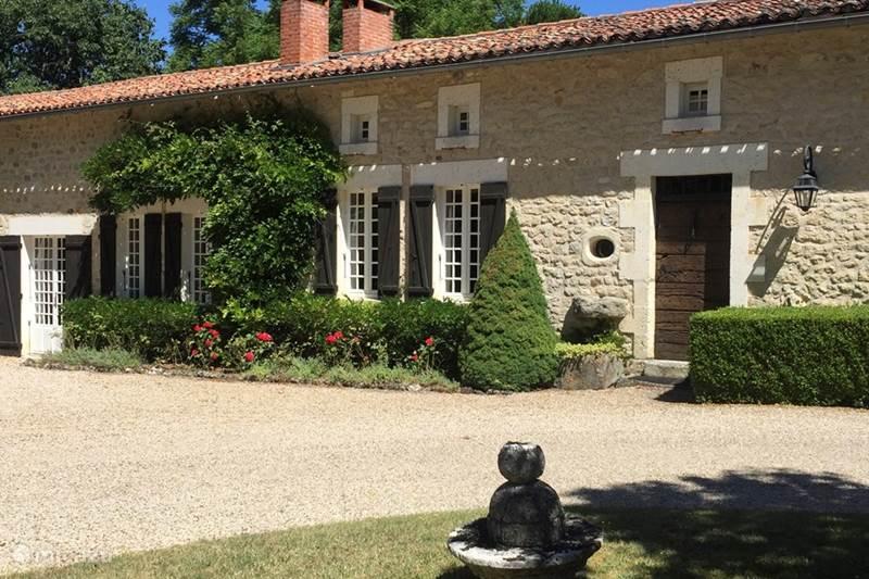 Vakantiehuis Frankrijk, Charente, Brossac Vakantiehuis Le Grand Pezet