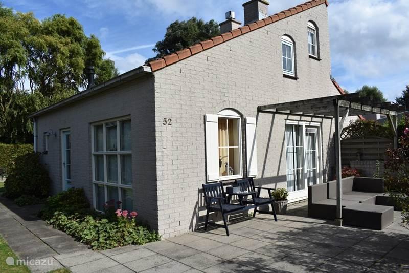 Vakantiehuis Nederland, Zeeland, Brouwershaven Vakantiehuis Christoffellaan 52