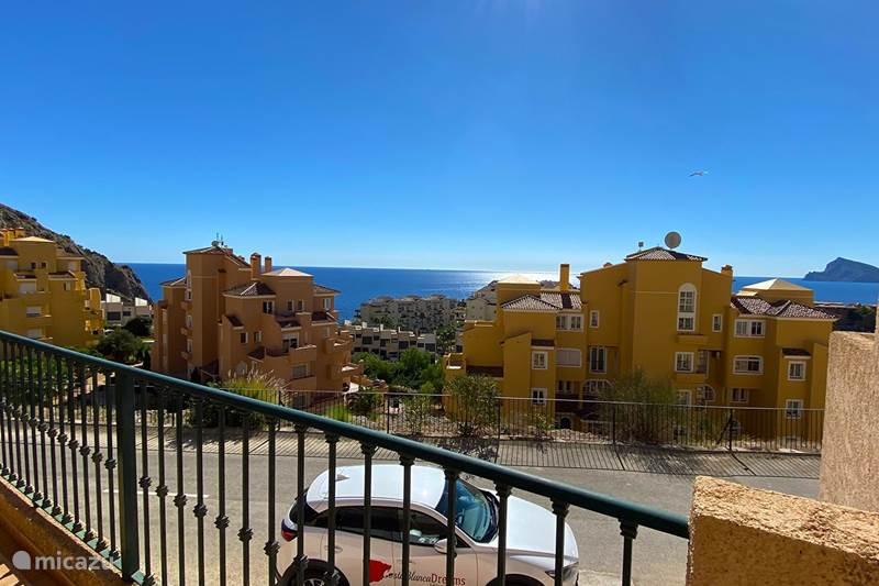 Vakantiehuis Spanje, Costa Blanca, Altea Bungalow Girasoles