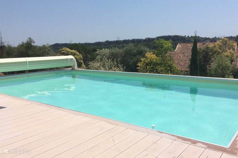 Vakantiehuis Frankrijk, Hérault, Cazedarnes Villa Villa Vue de l'Occitanie