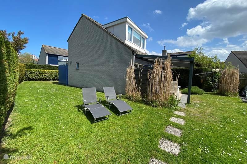 Vakantiehuis Nederland, Zeeland, Brouwershaven Vakantiehuis Grevelingseslag 19