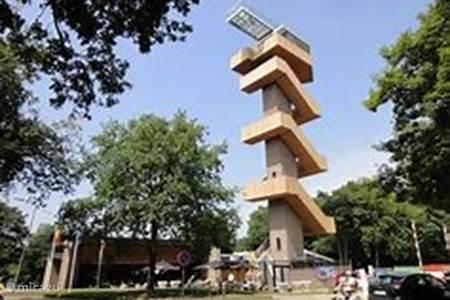 Wilhelminatoren / uitkijkpunt / per auto bereikbaar