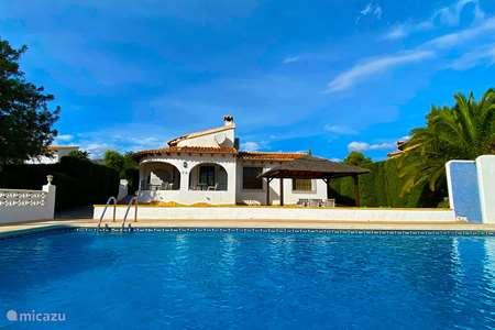 Vakantiehuis Spanje, Costa Blanca, Calpe villa Villa Alexis