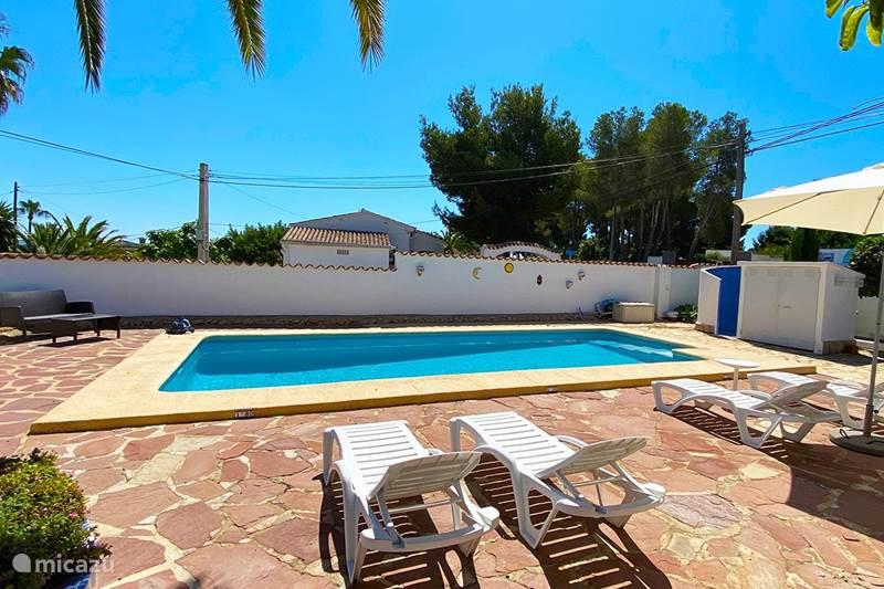 Vakantiehuis Spanje, Costa Blanca, Benissa Villa Casa Bruni