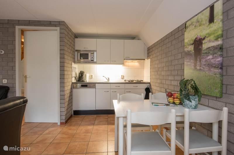 Vakantiehuis Nederland, Noord-Brabant, Heesch Bungalow Witte Pauw