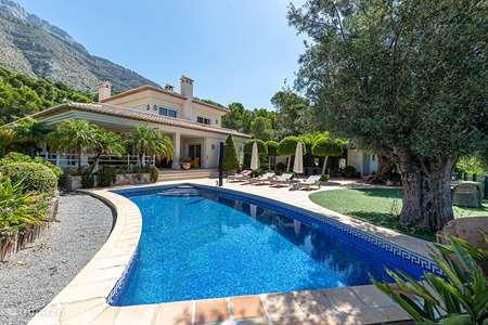 Vakantiehuis Spanje, Costa Blanca, Altea la Vieja villa Villa Beauty