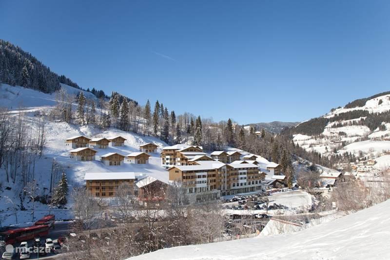 Vacation rental Austria, Salzburgerland, Wagrain Chalet New Chalet16 in Wagrain, ski-in!