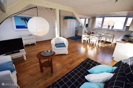 Vacation rental Netherlands, Zeeland, Westkapelle apartment Apartment opposite Beach