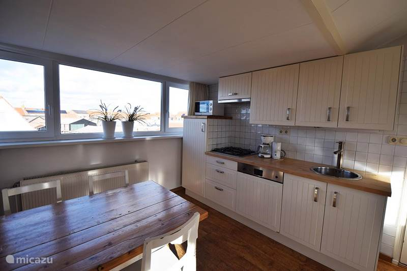 Vakantiehuis Nederland, Zeeland, Westkapelle Appartement Appartement tegenover Strand
