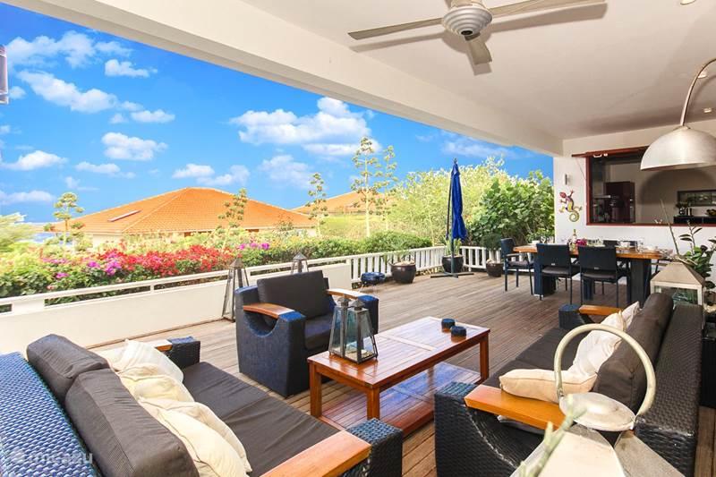 Ferienwohnung Curaçao, Banda Ariba (Ost), Jan Thiel Appartement Luxuswohnung, Meerblick, Pool!
