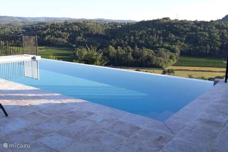 Vacation rental France, Ardèche, Les Vans holiday house La Cigale