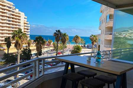 Vakantiehuis Spanje, Costa Blanca, Calpe appartement Apolo 17