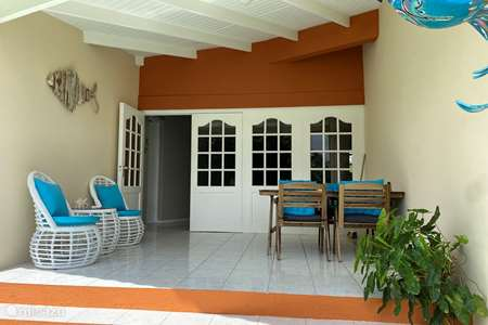 Vakantiehuis Curaçao, Banda Ariba (oost), Santa Catharina appartement Ruim appartement op rustig resort