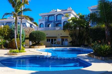 Vakantiehuis Spanje, Costa Blanca, Calpe bungalow Casanova