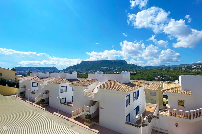 Vakantiehuis Spanje, Costa Blanca, Calpe Appartement Rayo Del Sol