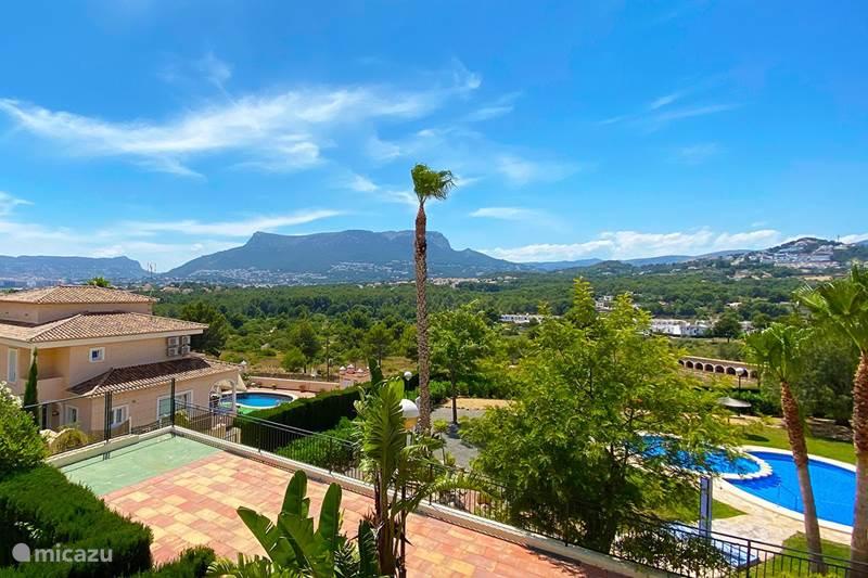 Vakantiehuis Spanje, Costa Blanca, Calpe Appartement Milagros