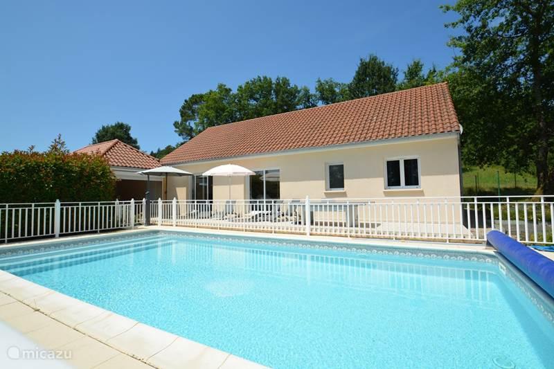 Vakantiehuis Frankrijk, Dordogne, Terrasson Vakantiehuis La Roseraie
