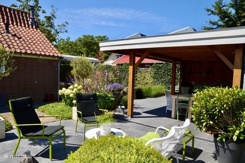 Vakantiehuis Nederland, Noord-Holland, Schoorl Vakantiehuis Castanea