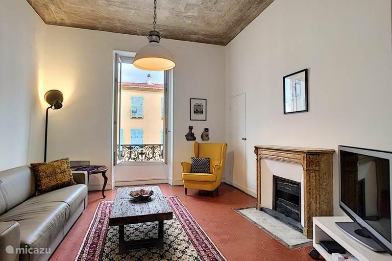 Vakantiehuis Frankrijk, Côte d´Azur, Nice Appartement Tounesol