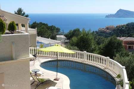 Vakantiehuis Spanje, Costa Blanca, Altea Hills villa Altea Buena Vista