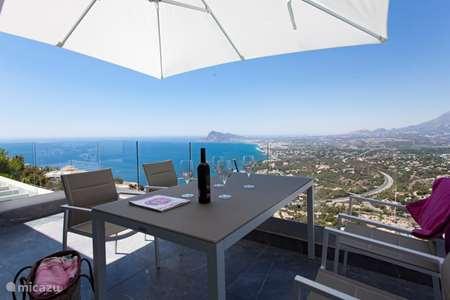 Vakantiehuis Spanje, Costa Blanca, Altea Hills appartement Altea Gales