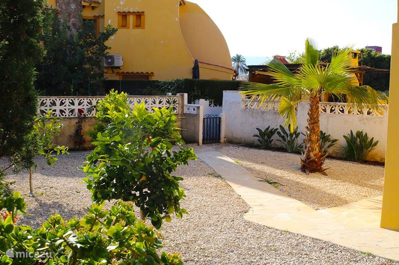 Vakantiehuis Spanje, Costa Blanca, Calpe Bungalow Marisol