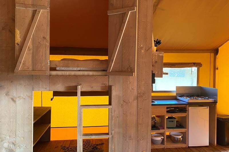Vakantiehuis Nederland, Veluwe, Lieren Glamping / Safaritent / Yurt Safaritent 2