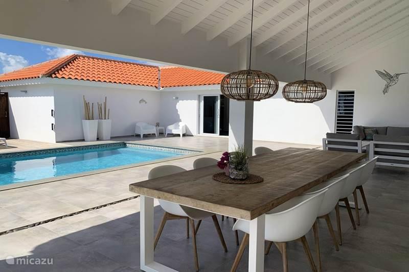 Vacation rental Curaçao, Banda Ariba (East), Jan Thiel Villa Villa Caribe at Vista Royal