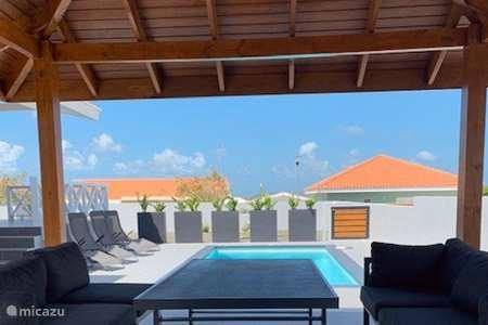 Vacation rental Curaçao, Banda Abou (West), Fontein holiday house Villa Sonrisa