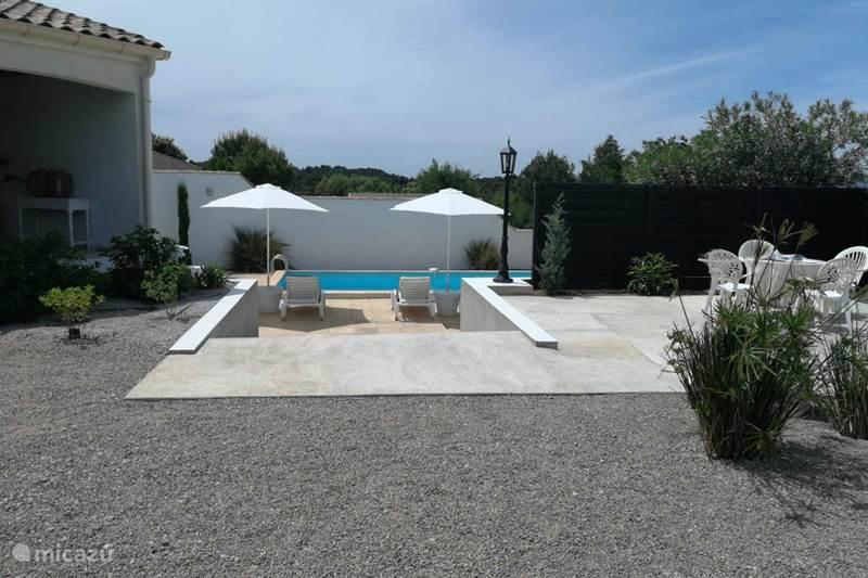 Vacation rental France, Aude, Escales Villa Villa Maison Blanche
