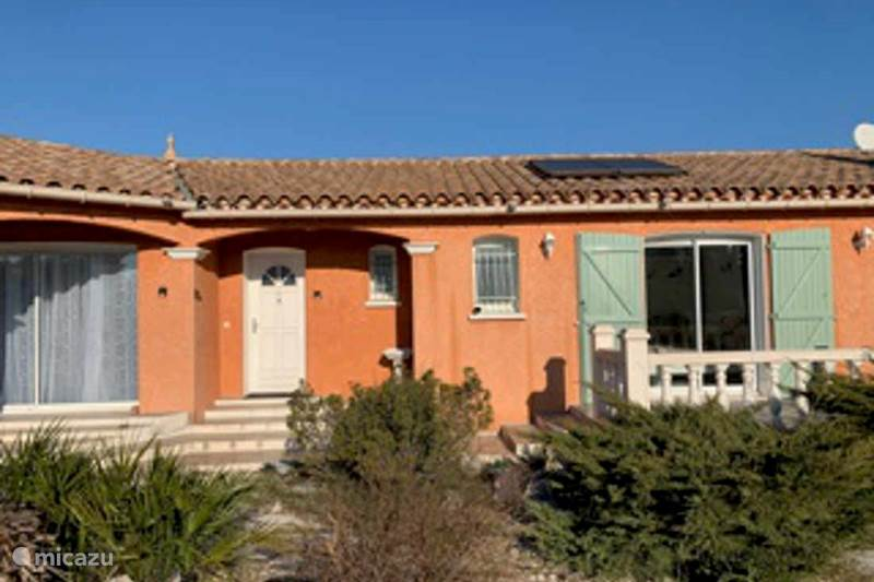 Vakantiehuis Frankrijk, Aude, Ginestas Villa Villa Les Petits Oliviers