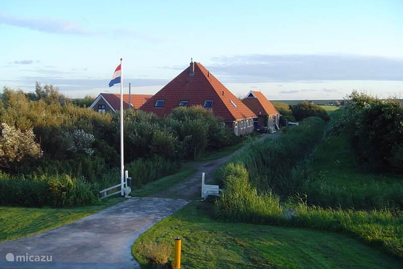 Vakantiehuis Nederland, Noord-Holland, Petten Vakantiehuis 't Voorhuis