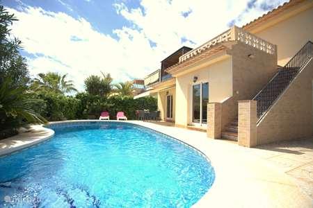 Vakantiehuis Spanje, Costa Blanca, La Nucia villa Casamar