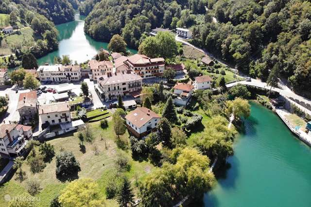 Ferienwohnung Slowenien – appartement Vila Labod, Soca Wohnung