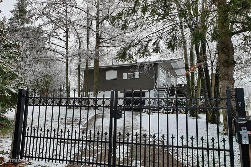 Ferienwohnung Belgien, Ardennen, Beffe Chalet Haus entspannen