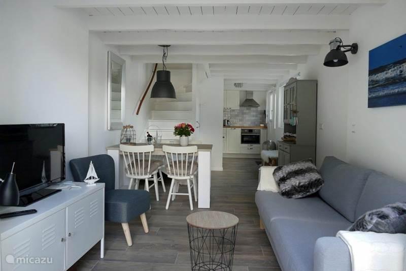 Vakantiehuis Nederland, Noord-Holland, Egmond aan Zee Vakantiehuis 't Seehuys 1