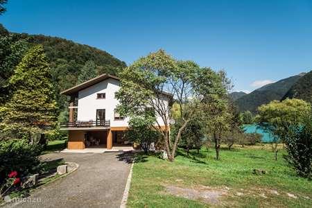 Vakantiehuis Slovenië – appartement Vila Labod, appartement Tolminka