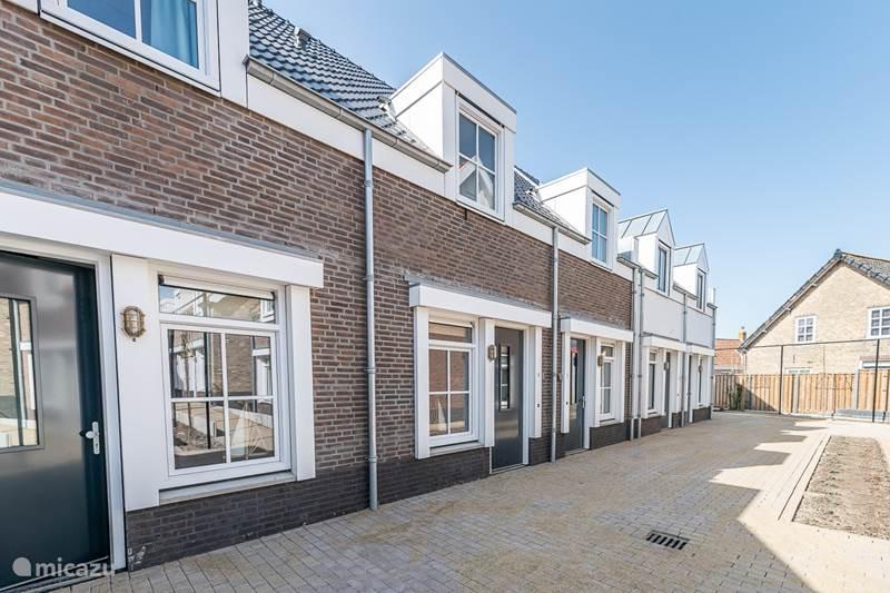 Vakantiehuis Nederland, Zeeland, Scharendijke Vakantiehuis Boutique Resort Schaardijk 8