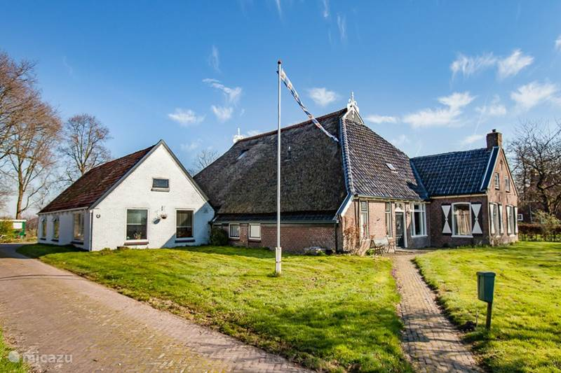 Vakantiehuis Nederland, Friesland, Sumar Boerderij Lyts Hus