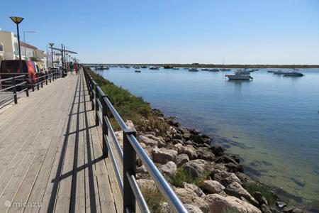 De promenade van Cabanas