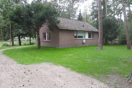 Vakantiehuis Nederland, Limburg, Stramproy vakantiehuis Gladiool 44