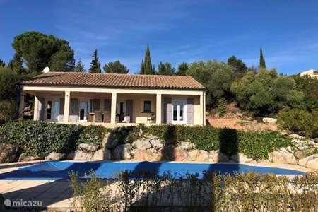 Vakantiehuis Frankrijk, Hérault, Olonzac-Beaufort villa Villa La Liberté