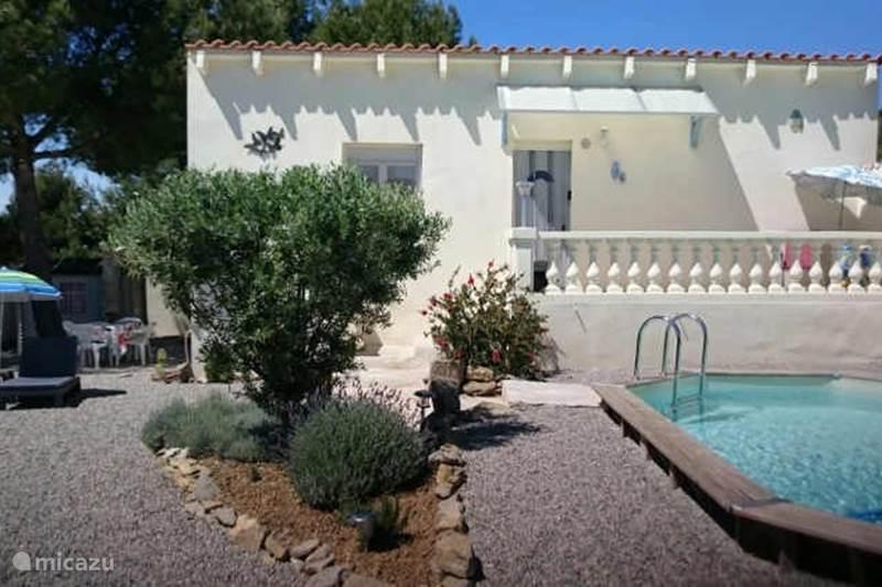 Vakantiehuis Frankrijk, Hérault, Siran-Najac Villa Gite la Confiance
