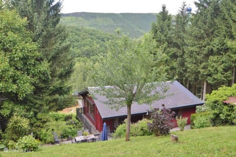 Ferienwohnung Belgien, Ardennen, Stavelot Chalet Chalet Coo