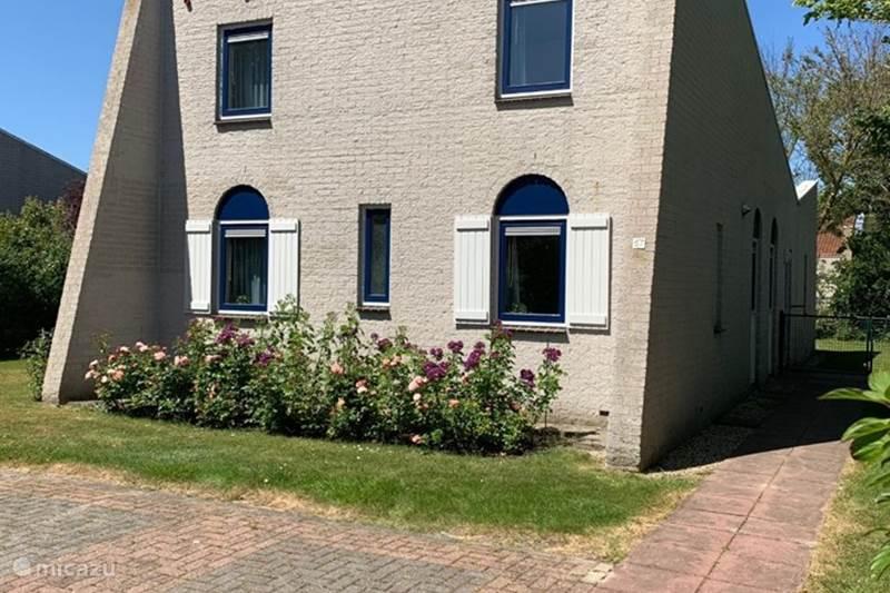Vakantiehuis Nederland, Zeeland, Brouwershaven Vakantiehuis Golfbreker