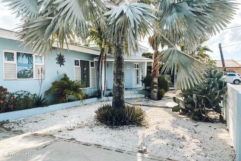 Ferienwohnung Aruba, Pos Chiquito, Pos Chiquito Villa Schönes Haus 2 min zum Strand