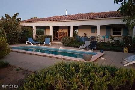Vakantiehuis Frankrijk, Aude, Escales villa Villa Planquefer