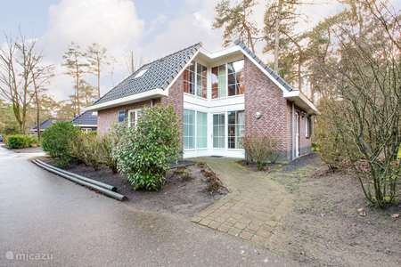Vacation rental Netherlands, Gelderland, Beekbergen villa Our Bosvilla