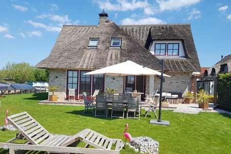 Vakantiehuis Nederland, Zuid-Holland, Oud Ade villa Villa Pura Vida: Geniet v/h leven!