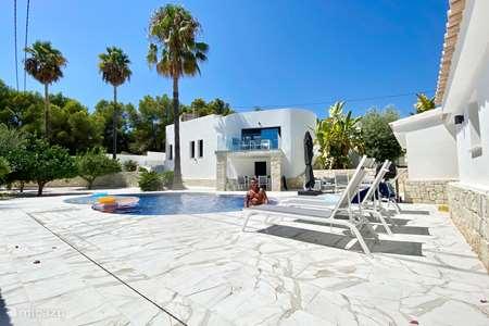 Vakantiehuis Spanje, Costa Blanca, Benissa villa Casa Ilyano
